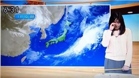 日本NHK主播播到哭/YOUTUBE