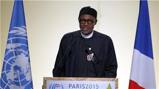 奈及利亞總統Muhammadu Buhari 圖/路透社/達志影像