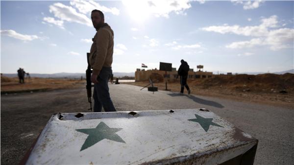 敘利亞 (圖/路透社/達志影像)