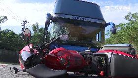 重機撞巴士g1200