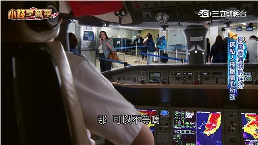 私人飛機 (財經專題)