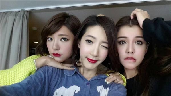 Dream Girls翻攝郭雪芙臉書