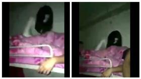 偷拍,鬼(臉書-Pencari Entiti Crew - P.E.C)