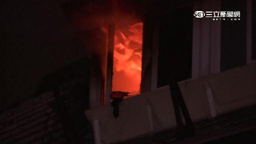 商圈大樓悶燒火 西門町急疏散百人