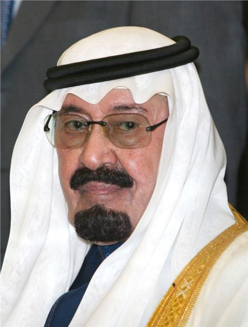 沙烏地阿拉伯國王阿卜杜拉·賓·阿卜杜勒-阿齊兹·阿紹德-圖/達志影像/zuma press
