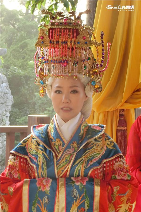 《戲說台灣》呂雪鳳演王母娘娘