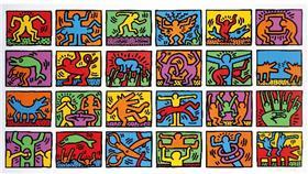 文創LIFE - 普普藝術Keith Haring