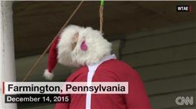 耶誕老人/擷自CNN