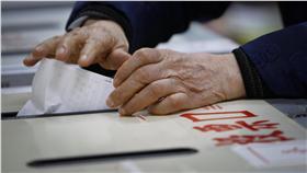 投票 圖/美聯社/達志影像