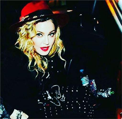 瑪丹娜 翻攝IG