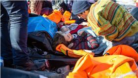 無國界醫生愛琴海救援/©Will Rose