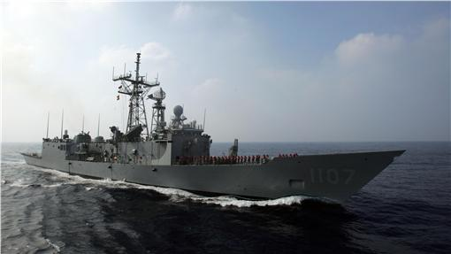 派里級巡防艦,軍售,海軍,軍艦 圖/美聯社/達志影像