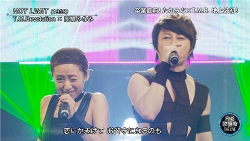 高橋南 圖/FNS歌謠祭影片截圖
