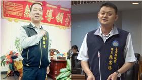 張國洲、陳志峰-翻攝自張國洲臉書、利貞傳播台東所在YouTube影片