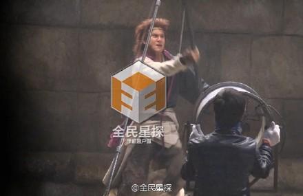 彭于晏 圖/翻攝自全民星探微博