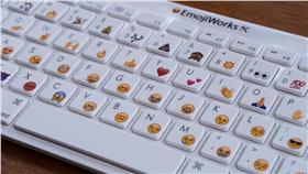表情符號鍵盤-圖/翻攝自「Emojiworks」網站