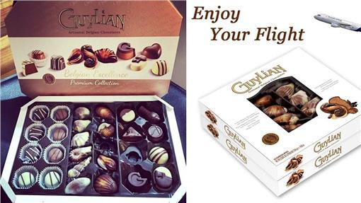 Guylian吉利蓮、巧克力、甜點、甜食(圖/翻攝自Guylian吉利蓮臉書)