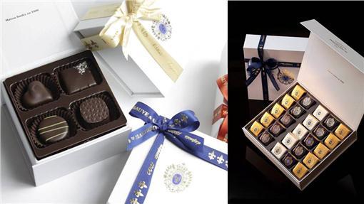 Debauve et Gallais黛堡嘉萊、巧克力、甜點、甜食(圖/翻攝自Debauve et Gallais黛堡嘉萊臉書)