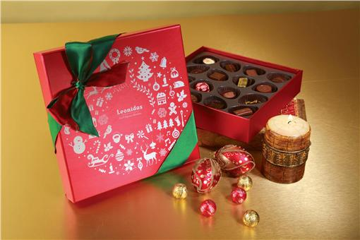 Leonidas利奧尼達斯、巧克力、甜點、甜食(圖/翻攝自Leonidas利奧尼達斯臉書)