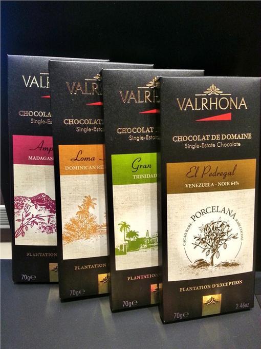 Valrhona法芙娜、巧克力、甜點、甜食(圖/翻攝自Valrhona法芙娜臉書)