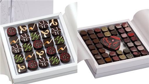 Richart理查特、巧克力、甜點、甜食(圖/翻攝自Richart理查特臉書)