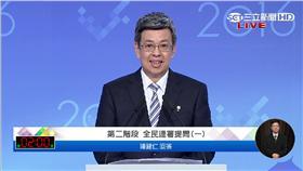 2016副總統辯論會:第二階段全民連署提問(一)-陳建仁|20151226