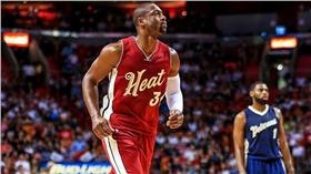 韋德,Wade(圖/Miami Heat臉書)