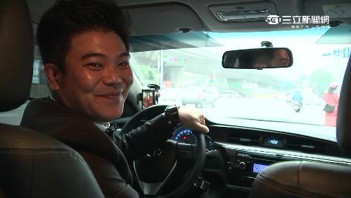 馬國畢兼差還債 開Uber兼做公益