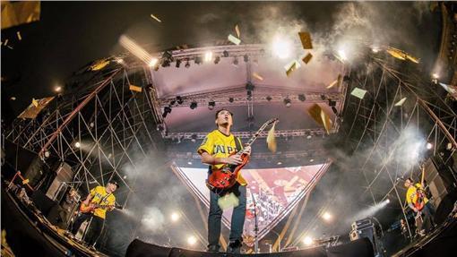 滅火器、閃靈、林昶佐、Freddy、演唱會(圖/翻攝自滅火器臉書,Photo by Handerson_yau Photography)
