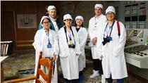 車諾比,核能,核電,控制室 圖/車諾比紀實團隊提供