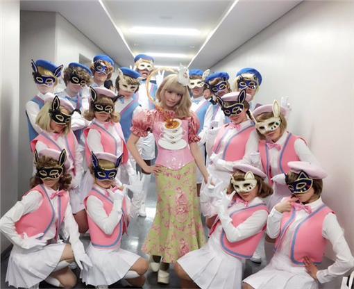 卡莉怪妞,茶壺,搞怪,裝扮,推特,可愛,日本唱片大賞,打扮,裝扮 卡莉怪妞推特 https://twitter.com/pamyurin