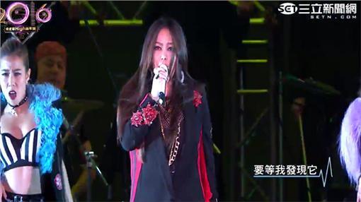 2016,三立,台北,跨年,張惠妹