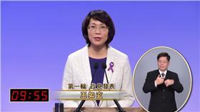 2016副總統候選人政見發表會 第一輪:政見發表 王如玄 20160104