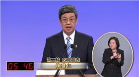 2016副總統候選人政見發表會 第二輪:政見發表 陳建仁 20160104