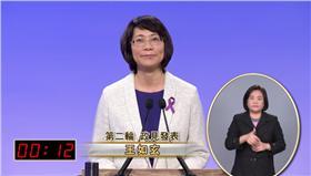 2016副總統候選人政見發表會|第二輪:政見發表|王如玄|20160104