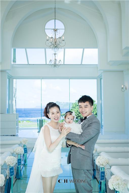 方志友,楊銘威,婚紗照 圖/金星娛樂提供