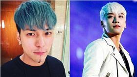 嘎嘎,BIGBANG勝利 組圖/翻攝自IG