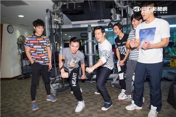 《舞吧舞吧在一起》宥勝探班