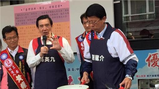 馬英九總統(圖/中國國民黨台南市黨部)