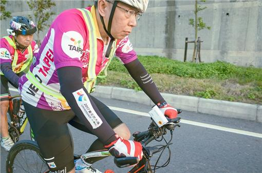 圖輯/柯文哲380公里長征/PTT
