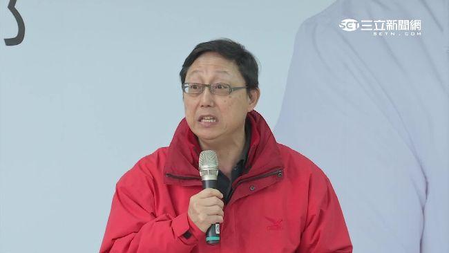 大群館前館長上節目說明 姚:她說謊