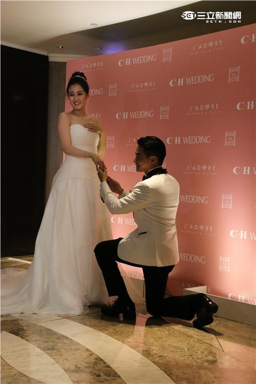 方志友婚禮,金至貞