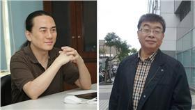 邱毅,翟本喬-雙方臉書