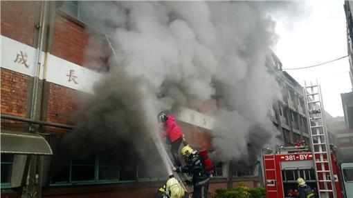 ▲圖/翻攝自新北消防發爾麵臉書