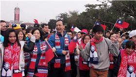 遊行 翻攝國民黨臉書
