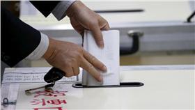 投票,開票所,投票日,總統,大選,立委(圖/路透社/達志影像)16:9