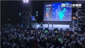 總統大選/蔡英文主持人/朱凱弘攝影(首圖)