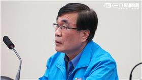 國民黨中央黨部記者會/黃郁棋攝