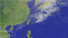 衛星雲圖/中央氣象局