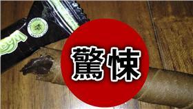 巧克力,毛毛蟲,爆料公社▲圖/翻攝自爆料公社
